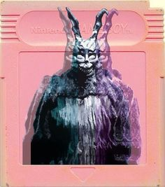 Vaporwave Donnie Darko! by Malattia