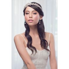 Alba - Pearl & Diamonte Large Bridal Head Piece – Roman & French - Leader in Bridal Jewellery, Wedding Hair Accessories, Bridesmaids Dresses and Wedding Gifts. Headpiece Wedding, Bridal Headpieces, Head Piece, Wedding Styles, Wedding Ideas, Bridal Lace, Bridesmaid Dresses, Bridesmaids, Wedding Hair Accessories