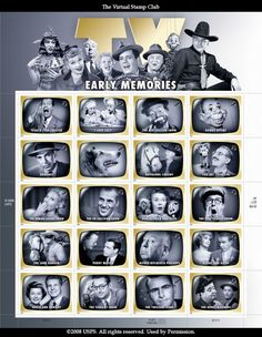 1950s TV shows my-youth-revisited