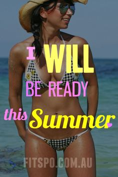 Ready for Florida!! Beach body!! No junk food looking good in a bikini is way more important than ice cream haha
