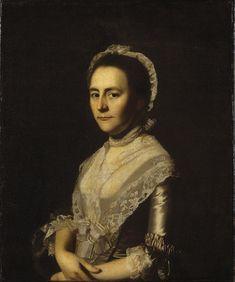John Singleton Copley: Mrs. Alexander Cumming, née Elizabeth Goldthwaite, later Mrs. John Bacon. 1770.