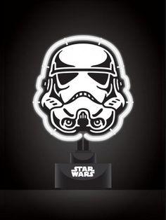 Lampe Néon Star Wars StormTrooper - Acheter vendre sur Référence Gaming