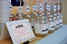 train themed dessert table | Vintage Train Boy's Birthday {Party Ideas}