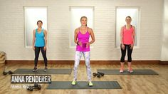 300-Calorie-Burning Video Workout: Torching calories and building lean muscles doesn't need to take all day.
