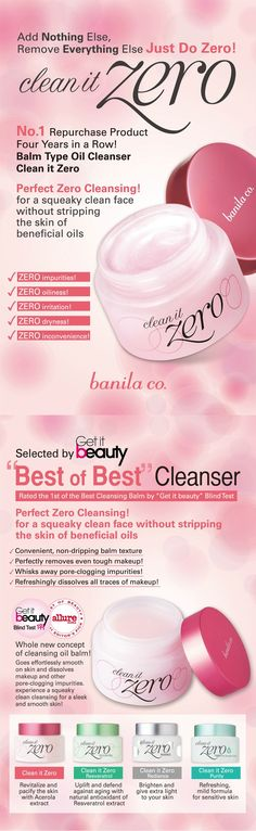 Banila Co. Clean It Zero