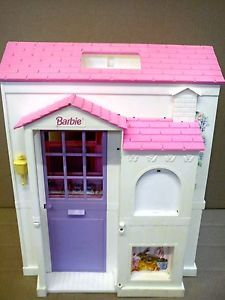 1990s-Barbie-doll-fold-out-house
