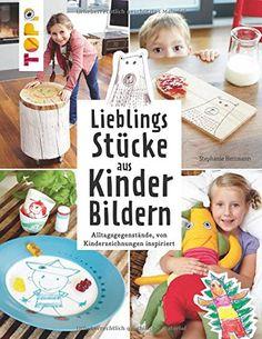 Lieblingsstücke aus Kinderbildern: Alltagsgegenstände, von Kinderzeichnungen inspiriert