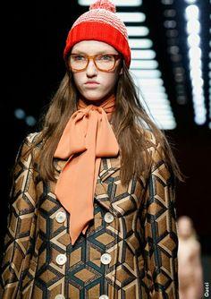 Bonnet de ski +foulard de soi =bon mix