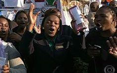 África do Sul celebra o aniversário de 95 anos de Nelson Mandela
