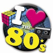 The Ultimate 80's Scavenger Hunt: The List
