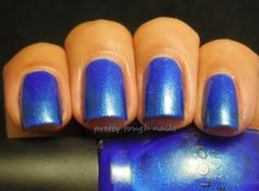 Blue by You, Sinful Colors