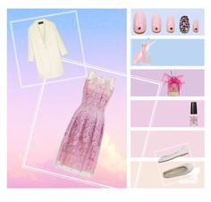 Без названия #4 by ayas-25 on Polyvore featuring мода, Blumarine, Donna Karan, DIENNEG, Stila, Juicy Couture, Static Nails and OPI