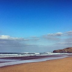 Visit the beautiful Cornish Beaches, including, of course, Watergate Bay.