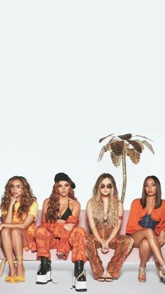 Little mix wallpaper. on ig little mix, jesy nelson, mix Little Mix Outfits, Little Mix Style, Little Mix Girls, Jesy Nelson, Perrie Edwards, Little Mix Photoshoot, Litte Mix, Fifth Harmony, These Girls