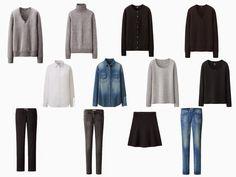 The Vivienne Files: The French 5-Piece Wardrobe + A Common Wardrobe: Avoiding Boredom
