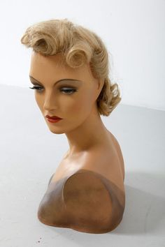 Ancient Mannequin Head