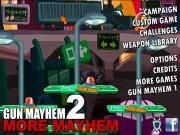 Have ever enjoyed the first version of Gun Mayhem? Today youre invited to play its innovation which is expected to be more interesting than ever. And Gun Mayhem 2 is what I want to mention now. Skip the general view and unearth its ideas now! With no doubt this brand-new update will astonish you.