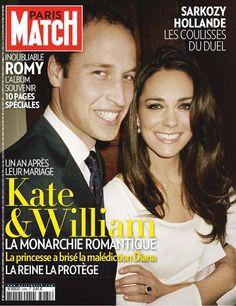 Kate et William, la monarchie romantique.