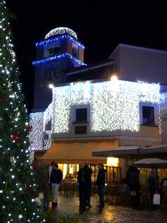 Capri - La piazzetta