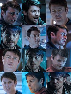 The many faces of Dr. McCoy