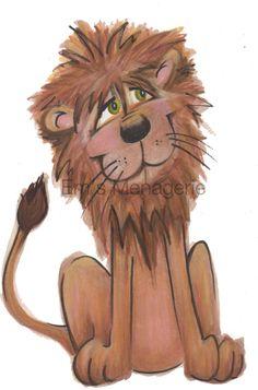 Landon the Lion