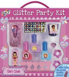 Galt Glitterparty Set (englische Anleitung): Amazon.de: Spielzeug