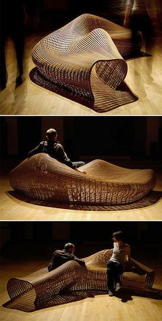 Furniture by Matthias Pliessnig