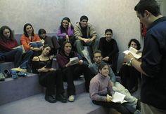 Presentación del cuaderno de Poesía (2001)