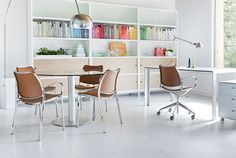 Gas Chair by STUA available only at Design Within Reach.