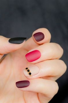 Discounts on brands to create awesome matte nails like these!