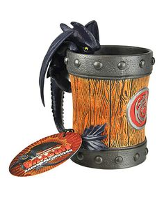 Take a look at this Brown Tankard Cup by DreamWorks on #zulily today!  I WANT IT NOW! :( HAHAHA