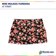 Mini #Málaga de #47Street #Moda #Nenas.  Para ver talles y comprar ¡Hacé click en la imagen!