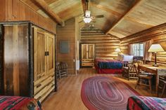 Colter Bay Village Cabin in Grand Teton National Park, Wyoming - Jackson Hole Vacation - Family Vacation Ideas - Cabin Rentals