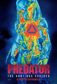 Voir The Predator Gratuit Film. Complet Online, Voir The Predator Complet Gratuit Online Film, REGARDER The Predator Film Gratuit Telecharger Online Alien Vs Predator, Predator Movie 2018, Thomas Jane, 2018 Movies, Movies Online, Netflix Movies, Iron Man, Visual Effects, Movie Posters