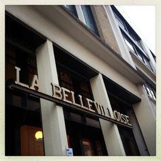 La Bellevilloise à Paris, Île-de-France