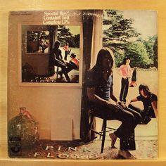 PINK FLOYD - Ummagumma - Vinyl 2-LP - Careful with that Axe Eugene Set the Cont.