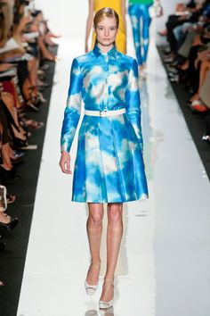 michael kors fashion wear | ... 12 2012 fashion blog fashion shows new york fashion week spring 13