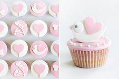 Mariana's Christening Cupcakes