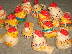 Лепим глиняную свистульку «Петушок» - Ярмарка Мастеров - ручная работа, handmade
