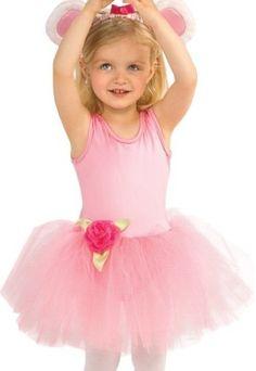 Angelina Ballerina traje de niño