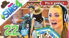 ODHALENÍ TAJEMSTVÍ OMISCANSKÉHO CHRÁMU + SOUTĚŽ ● The Sims 4 - Psi a Koč...