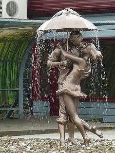 Image result for dancing figurines water feature