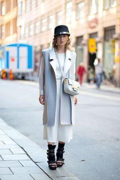 Swede Style: Stockholm Spring 2015 - HarpersBAZAAR.com