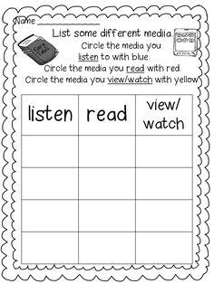 10 besten Media Literacy Bilder auf Pinterest | Medienkompetenz ...