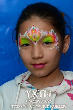 pretty princess make-up