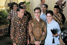 Keluarga Jokowi Resmi Lamar Selvi