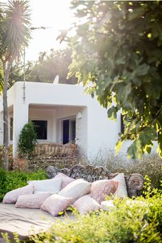 AN INTERIOR DESIGNER'S HOME ON IBIZA | THE STYLE FILES