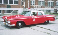 Car 54 Replica