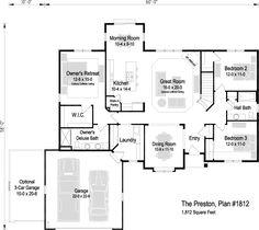Rolling Oaks Ter, Waukesha, WI - Single-Family Home - 20 Photos Lake Bluff, Garage Laundry, Thing 1, Preston, Square Feet, Great Rooms, Future House, House Plans, Home And Family