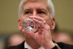 Remember Flint? Michigan Governor Names BP Lobbyist to Environmental Quality Dept.